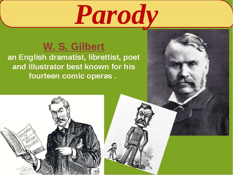 W. S. Gilbert an English dramatist, librettist, poet and illustrator best kno...