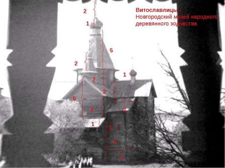 Витославлицы - Новгородский музей народного деревянного зодчества