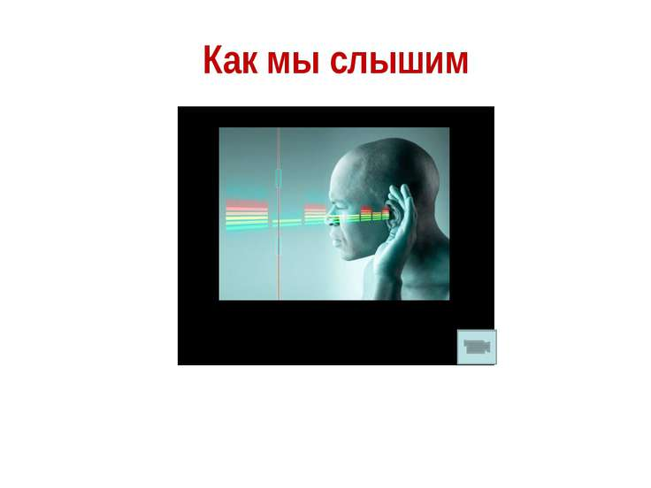 Как мы слышим