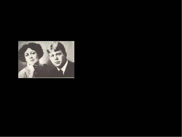 Роман поэта и танцовщицы Сергей Есенин и Айседора Дункан 1922 г. Событием в ж...