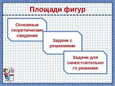 Площадь параллелограмма
