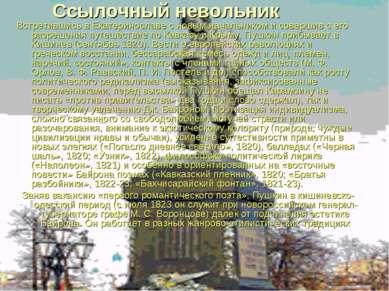 Ссылочный невольник Встретившись в Екатеринославе с новым начальником и совер...
