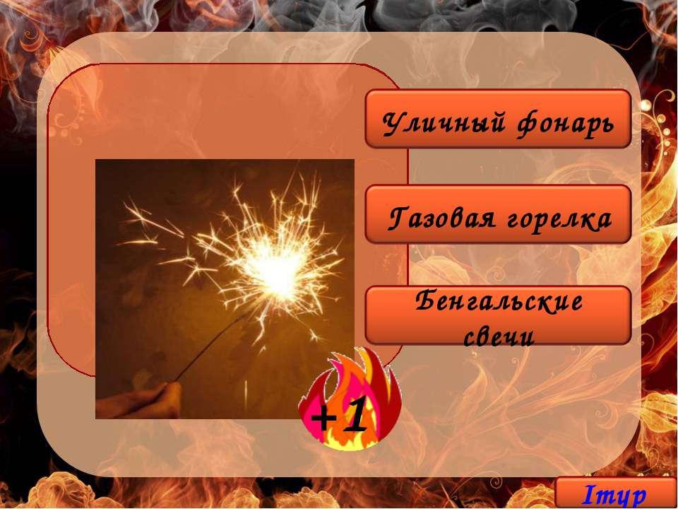 Новогодний огонь
