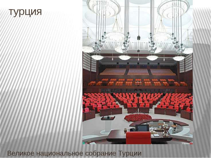 турция Великое национальное собрание Турции