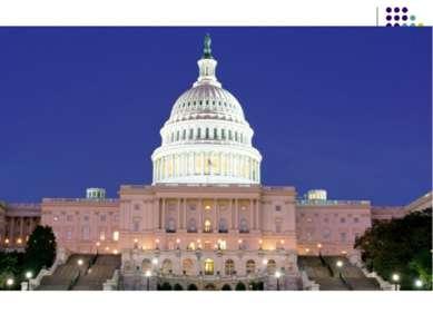 Белый Дом Белый дом, расположенный по адресу 1600 Пенсильвания-авеню наСеверо...