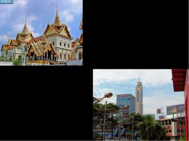 Thailand remains a curious mixture of eastern and western influences. Bangkok...