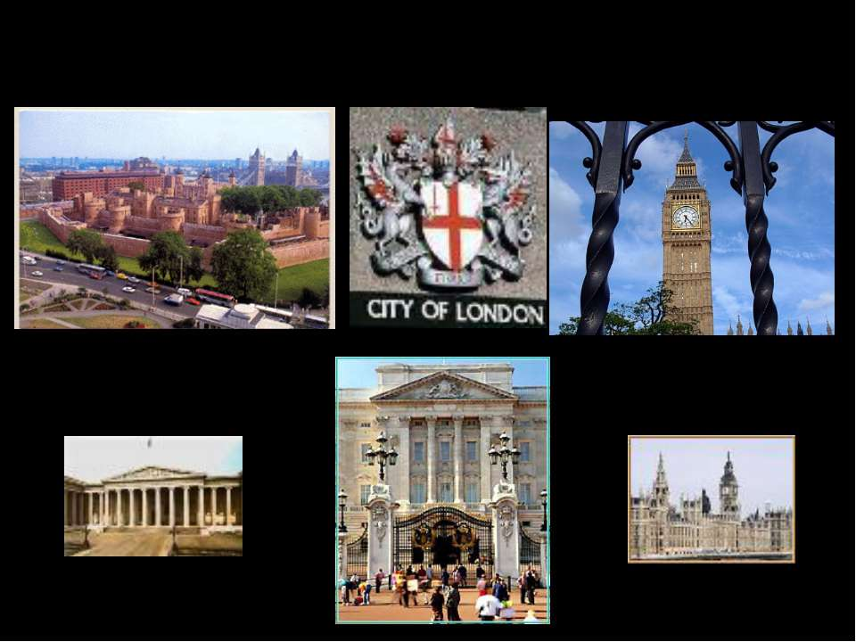 When I think about London I think of…