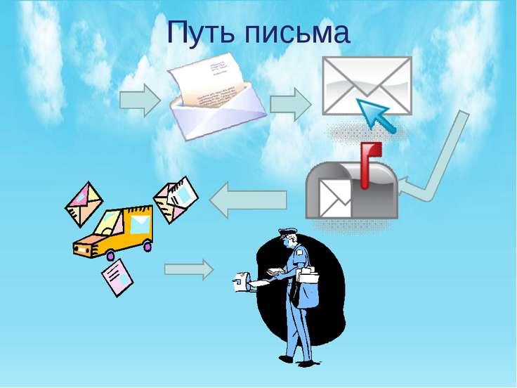 Путь письма