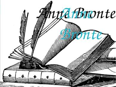Anne Bronte Anne Bronte