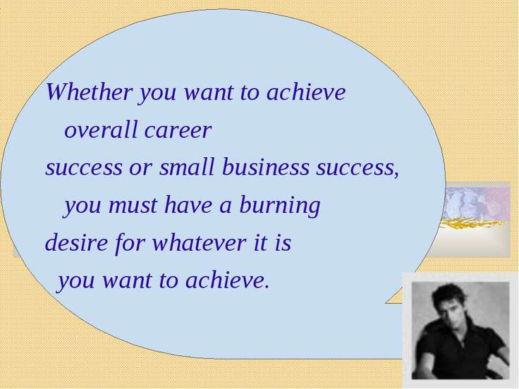 Whether you want to achieve overall career success or small business success,...