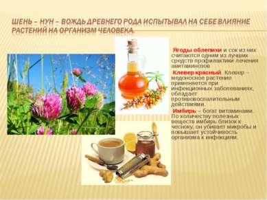 Ягоды облепихи и сок из них считаются одним из лучших средств профилактики ле...