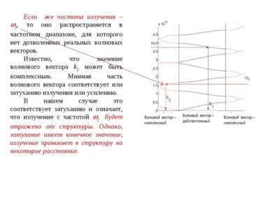 Если же частота излучения – 2, то оно распространяется в частотном диапазоне,...