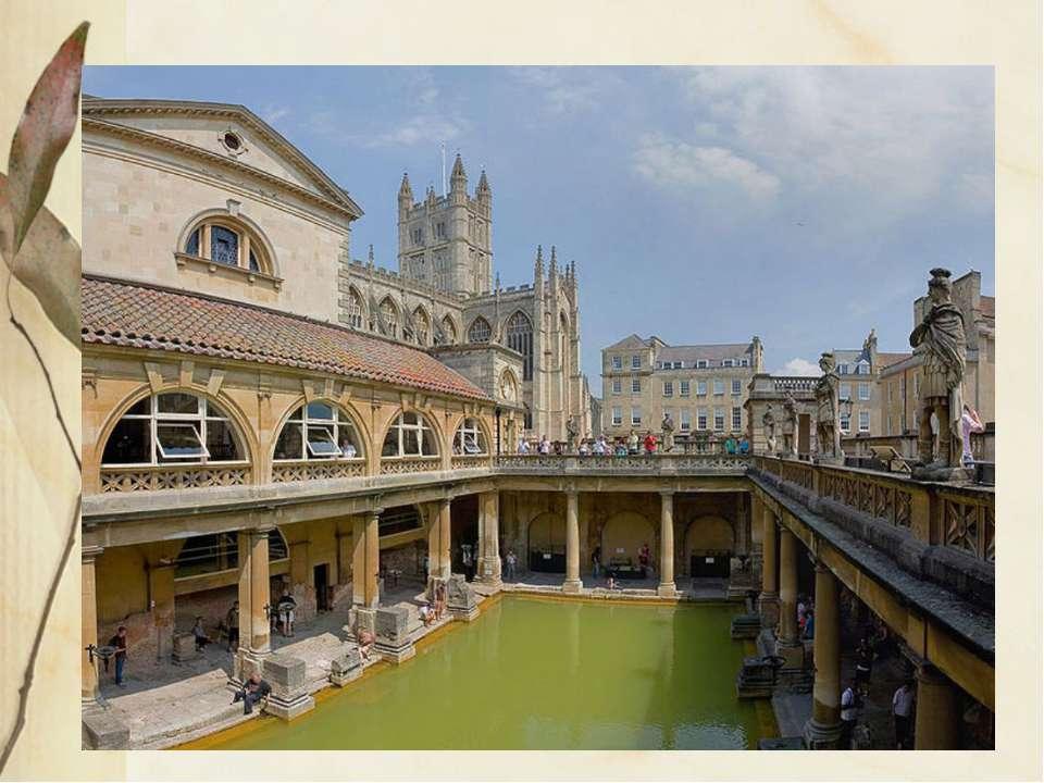 Термы Среди крупнейших общественных построек Древнего Рима необходимо назвать...
