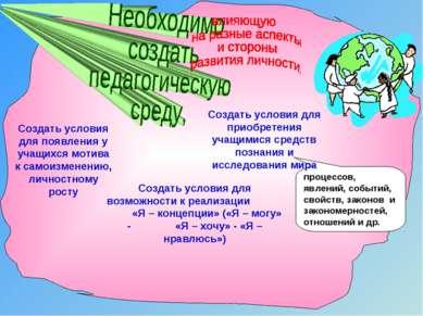 процессов, явлений, событий, свойств, законов и закономерностей, отношений и ...