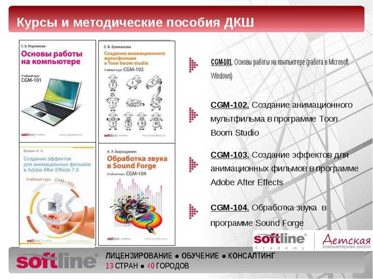 CGM-101. Основы работы на компьютере (работа в Microsoft Windows) Курсы и мет...