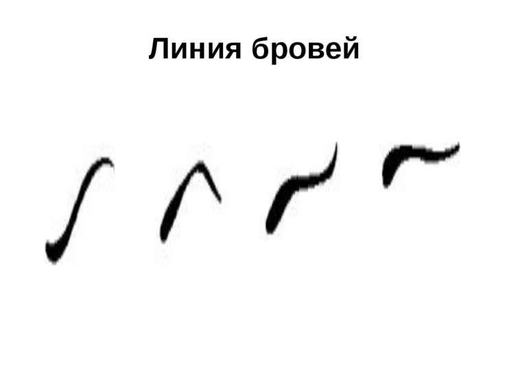 Линия бровей
