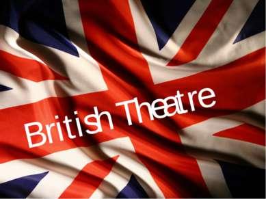 British Theatre