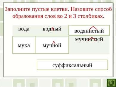 Распределите слова на 2 группы: формы слова и однокоренные слова. Брат – брат...