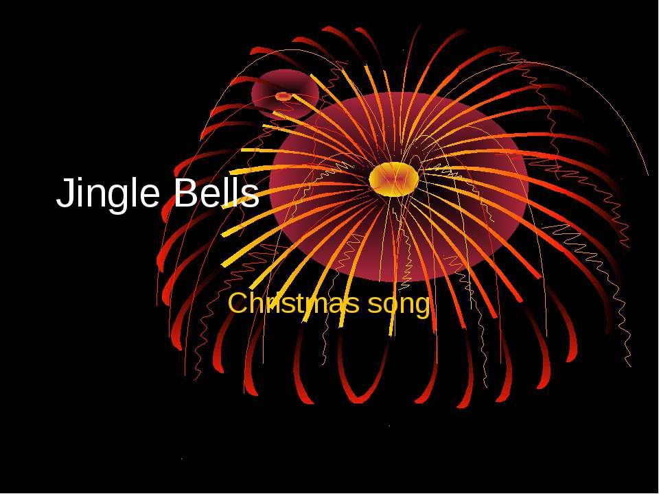 Jingle Bells Christmas song