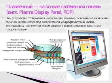 Органический светодиод — органический светоизлучающий диод) — полупроводников...
