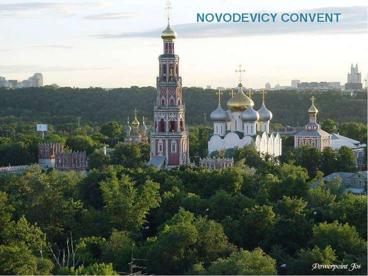 NOVODEVICY CONVENT