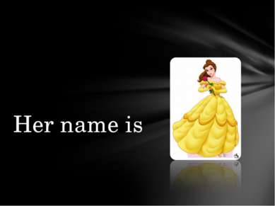 Her name is