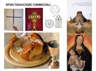 ХРИСТИАНСКИЕ СИМВОЛЫ