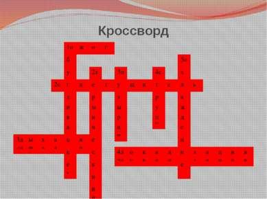 Кроссворд 1 5 2 3 4 2 3 4 1о ж о г 5 2 3 4 2 3 4 1о ж о г 5 2 3 4 2о г н е т ...