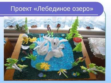 Проект «Лебединое озеро»