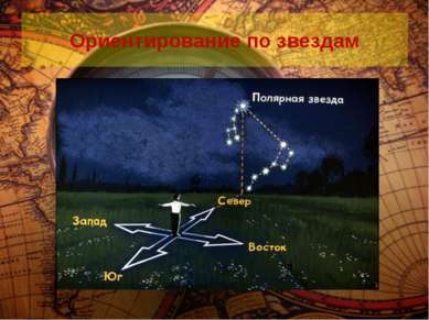 Ориентирование по звездам