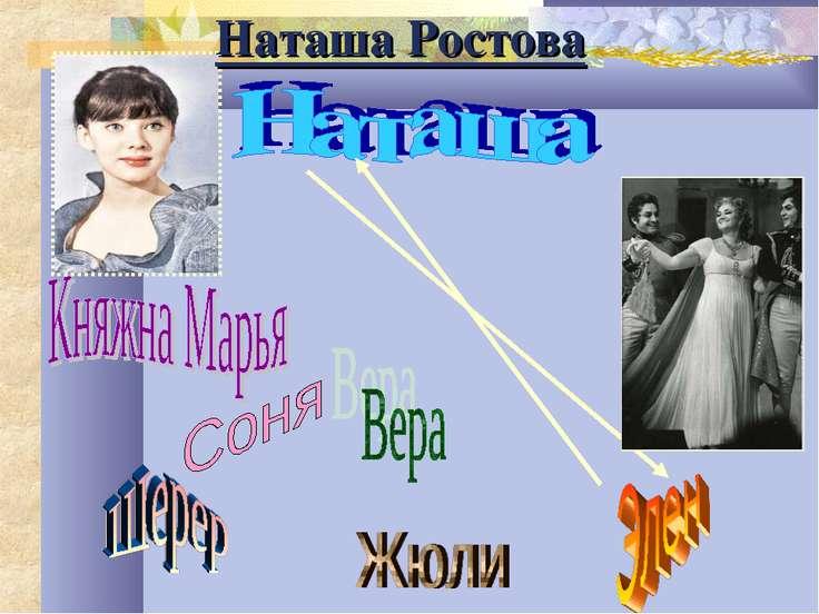 Наташа Ростова