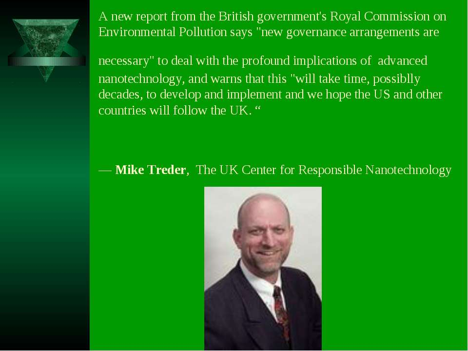 From What the US can learn from the UK A new report from the British governme...