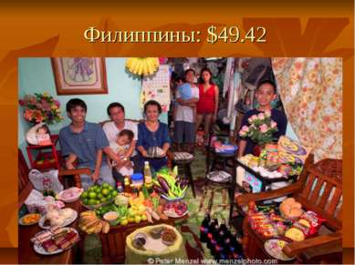 Филиппины: $49.42