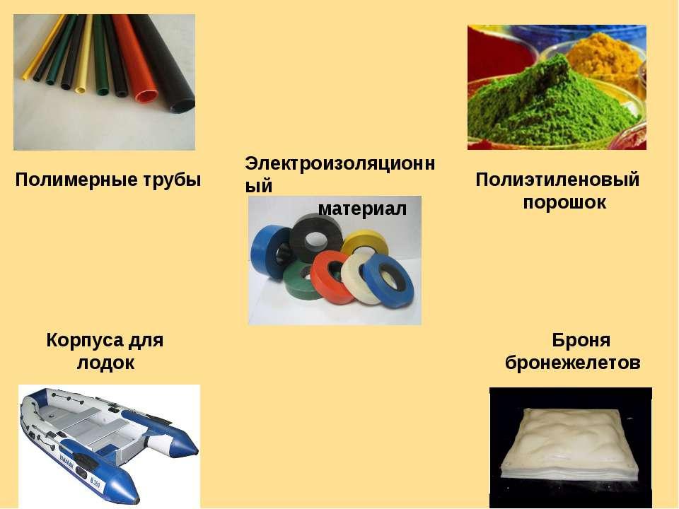 Полимерные трубы Электроизоляционный материал Полиэтиленовый порошок Броня бр...