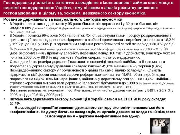 Господарська діяльність аптечних закладів не є ізольованою і займає своє місц...
