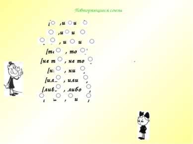 Повторяющиеся союзы [и ,и ,и] [,и ,и] [, , и ,и] [то ,то] [не то , не то] [ни...