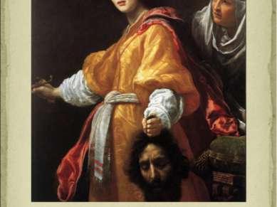 Кристофано Аллори «Юдифь» 1613 г.