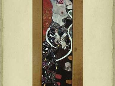 Гюстав Климт «Юдифь II» 1909 г.