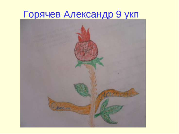Горячев Александр 9 укп