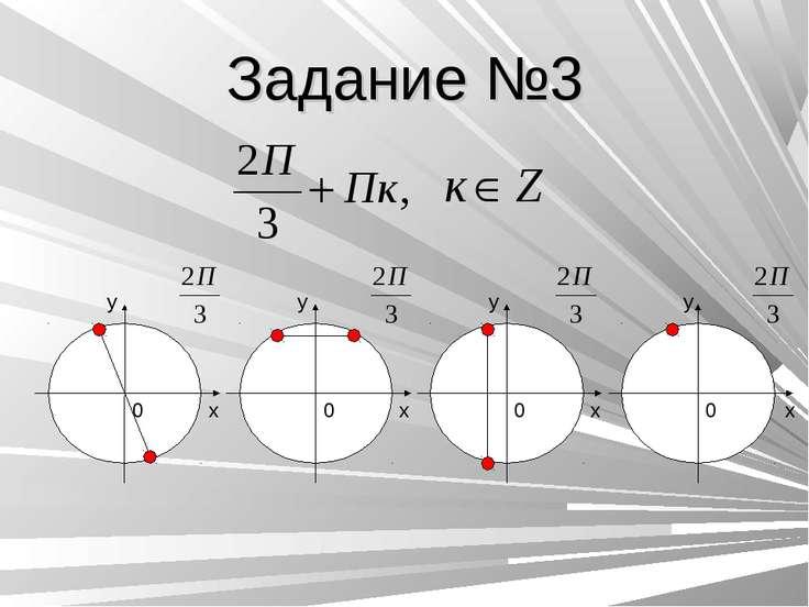 Задание №3 x y x y x y y 0 0 0 0 x