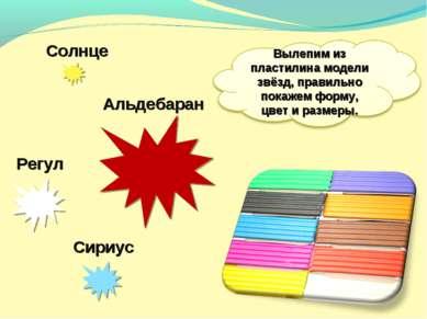 Альдебаран Регул Солнце Сириус
