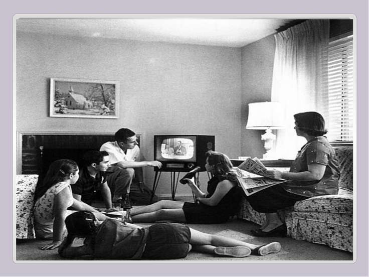 "Television, or TV for short, (from French télévision, meaning ""television""; f..."