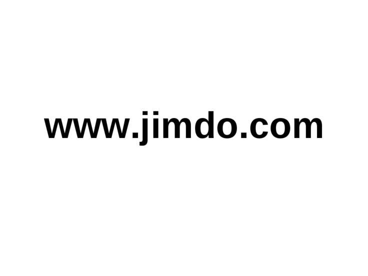 www.jimdo.com