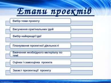 Етапи проектів http://linda6035.ucoz.ru/