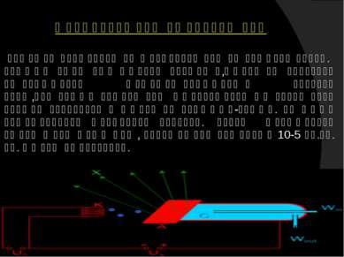 რენტგენის მილის აგებულება სურათზე გამოსახულია რენტგენის მილის მარტივი სქემა....