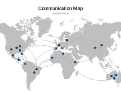 Communication Map Subtitle in this area *