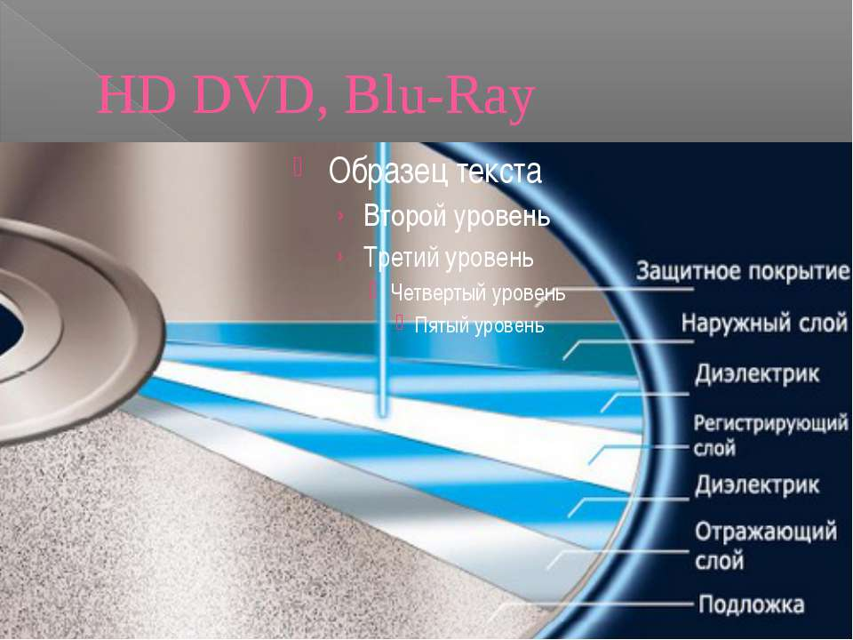 HD DVD, Blu-Ray