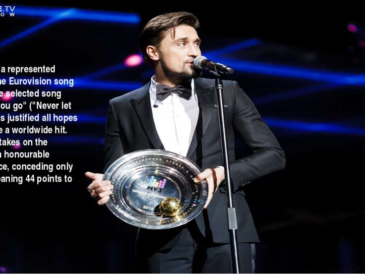 In 2006 Dima represented Russia at the Eurovision song contest. The selected ...
