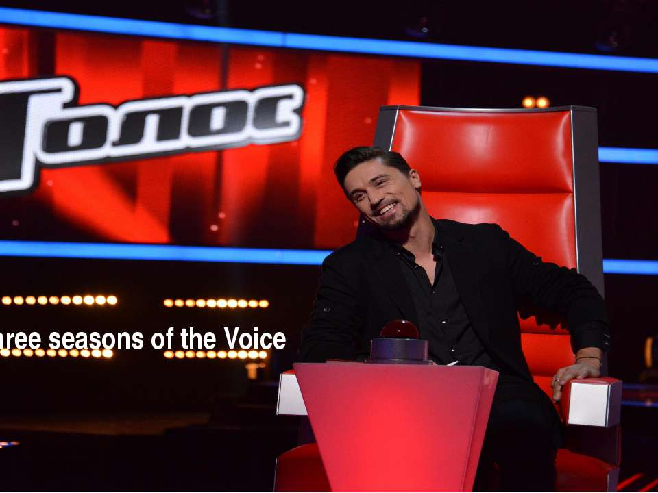 Mentor three seasons of the Voice