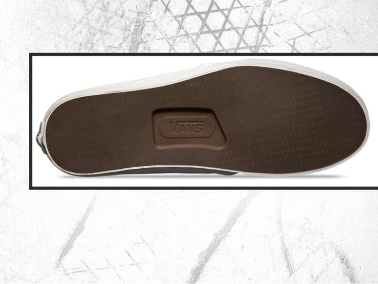Подошва deck shoe – созданы для яхтенного спорта (сейчас такая подошва иногда...